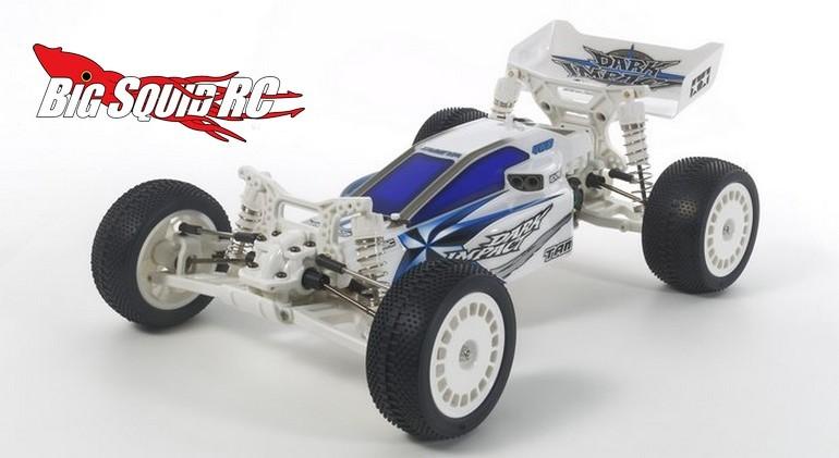 Tamiya Dark Impact White Version DF03