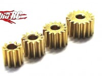TheToyz Brass Pinions for Losi Micro