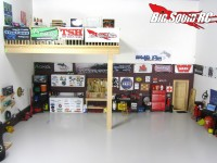 TheToyz.com Scale RC Garage