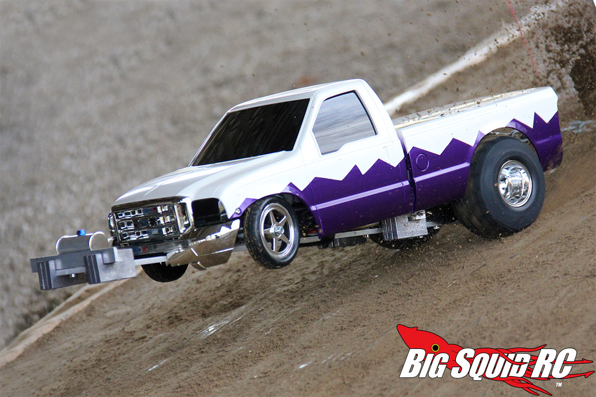 Can A Wd Truck Pull A Car