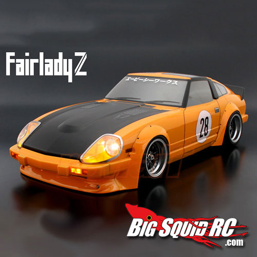 ABC Hobby – Scale drift bodies « Big Squid RC – RC Car and