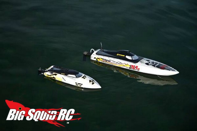 1976 Ford F150 >> Atomik Barbwire XL RTR Brushless Boat « Big Squid RC – RC ...