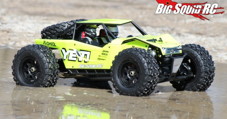 Axial Yeti XL Kit Review