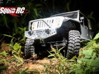 Boom Racing SCX10 Upgrades
