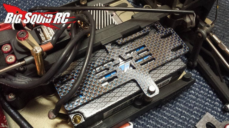 Factory RC Battery Brace