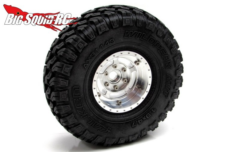 Gear Head RC 1.9 Five Star EZ-Loc Aluminum Wheels