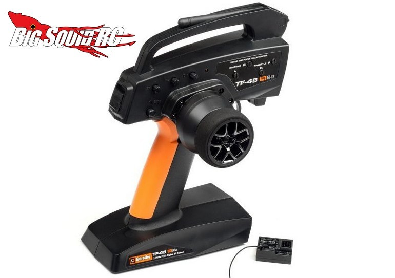HPI Racing TF-45 Radio