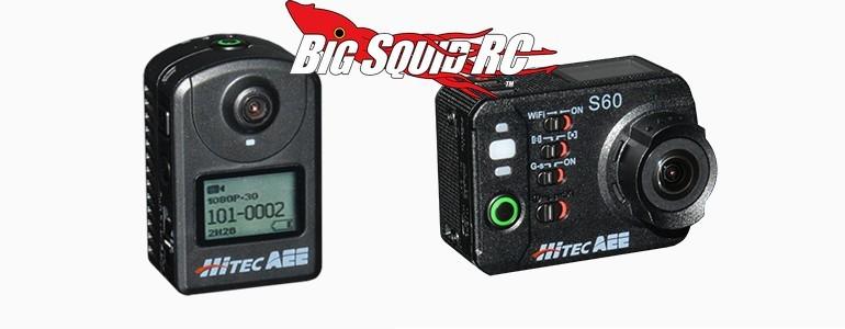 Hitec Action Cameras
