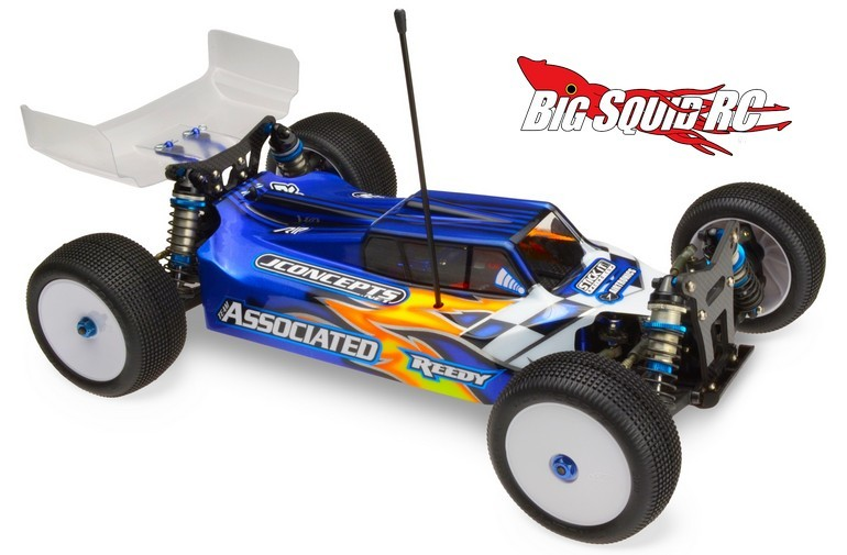JConcepts Silencer Associated B44.3