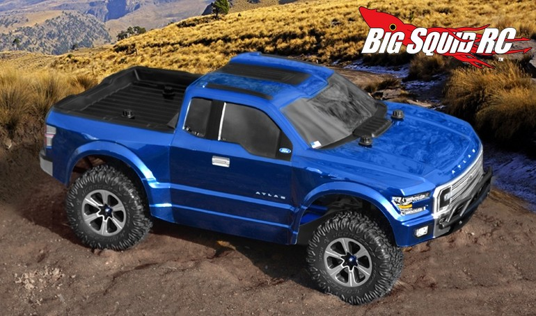 JConcepts Ford Atlas SCT Absolute Scaler Body « Big Squid ...