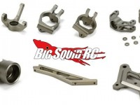Losi Desert Buggy Aluminum Upgrades