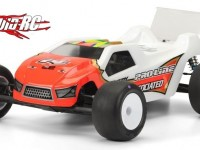 Pro-Line BullDog Mid Motor Clear Body Associated T5M