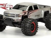 Chevy Silverado Clear Body PRO-MT