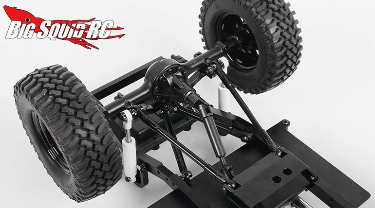 Rc4wd 4 Link Kit For The Trail Finder 2 Short Wb Rear Axle