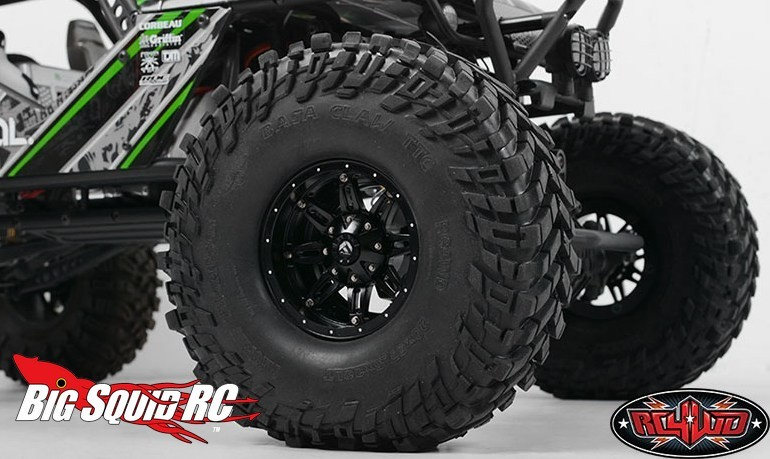 RC4WD Offroad Hostage Beadlock Wheels