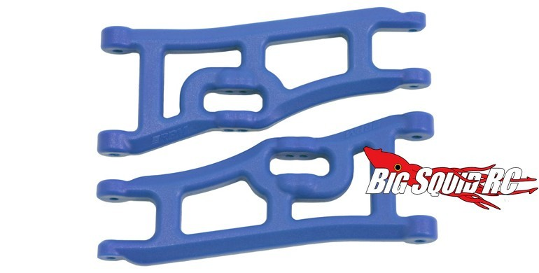 RPM Wide Front a-arms Traxxas Rustler & Stampede