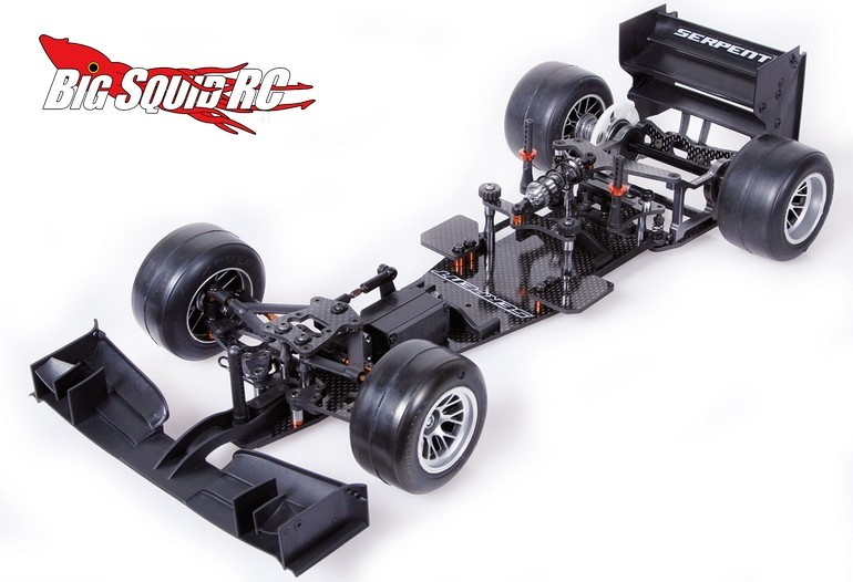 Serpent F110 SF2 Formula 1 Car