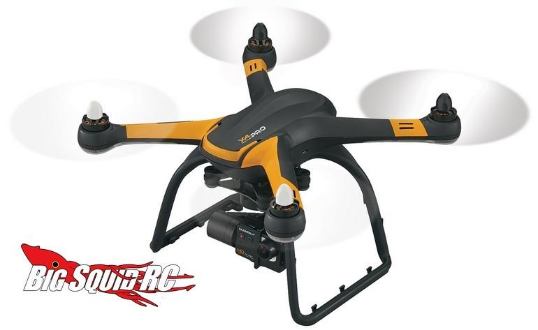 X4 Pro RTR Quadcopter Drone