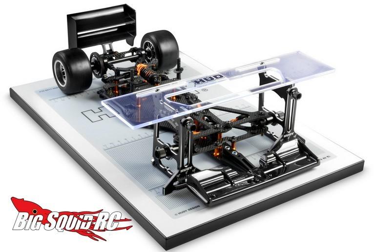 Hudy Set-Up System for 1/10 Formula Cars « Big Squid RC – RC