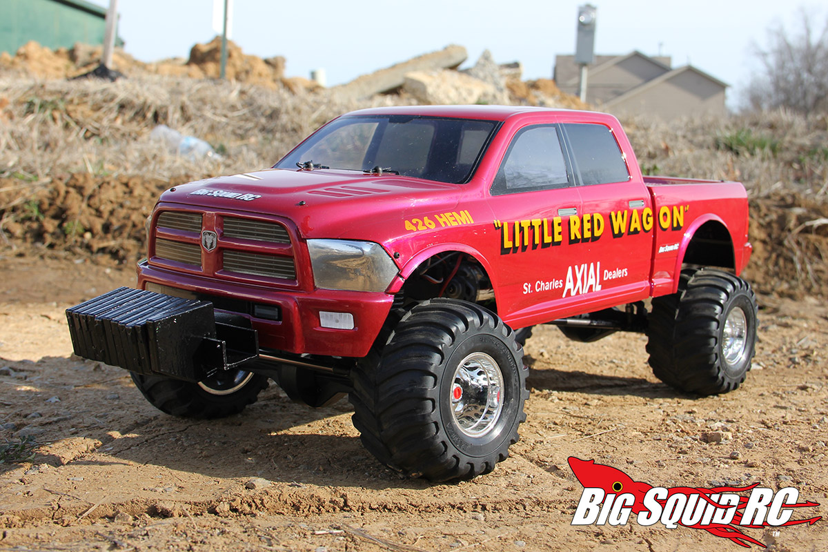 Axial SCX10 Pulling Truck Conversion: Part One « Big Squid RC – RC
