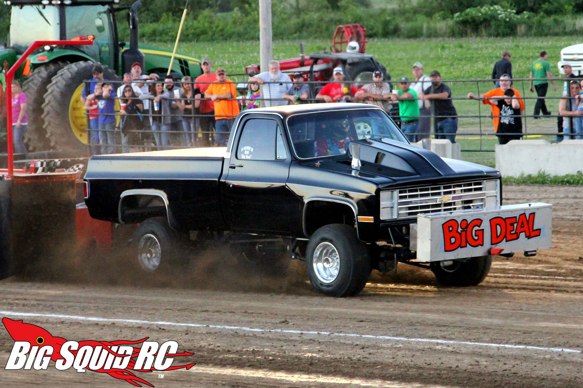 Pro Stock Pulling Trucks : Axial scx pulling truck conversion part one « big squid