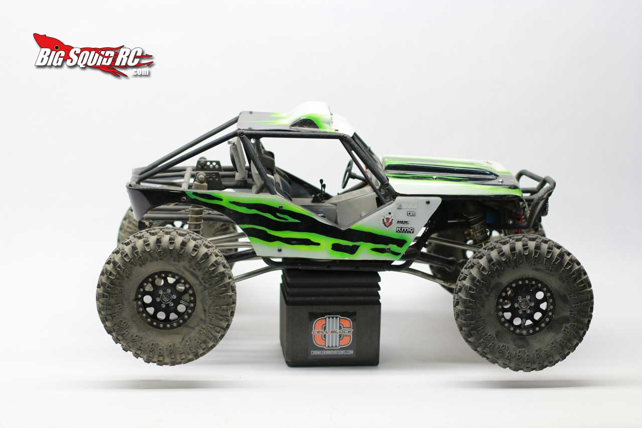 Cell Block Rc Crawler Stands From Crawler Innovations