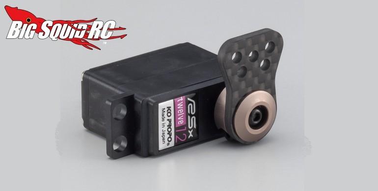 KO Propo Carbon Fiber Servo Horn