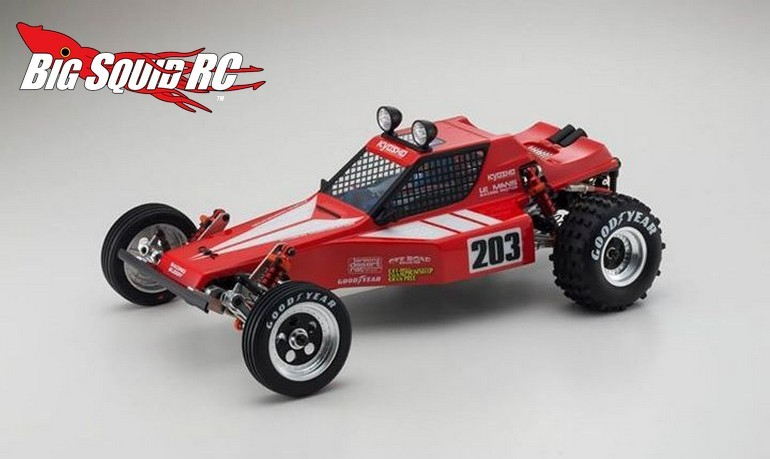 Kyosho Tomahawk Re-release
