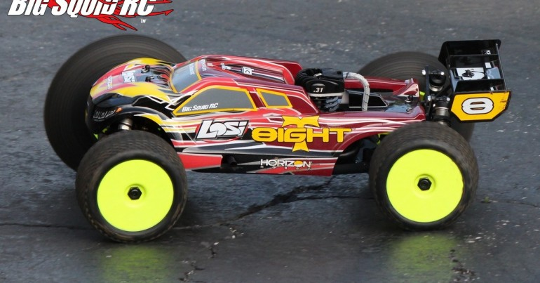 Losi Gasoline 8IGHT-T Truggy Review
