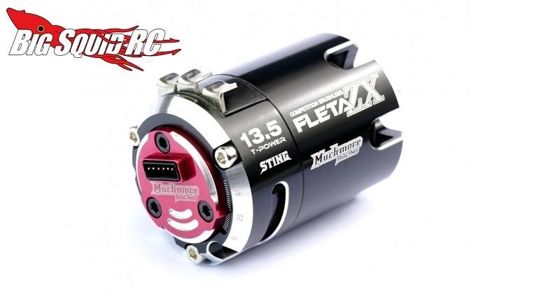 Muchmore Fleta ZX Sting OutLaw Stock Motors