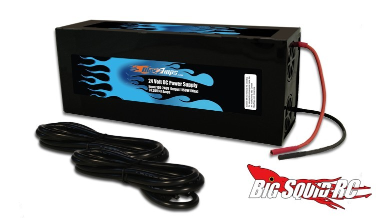 MaxAmps 24 Volt Power Supply