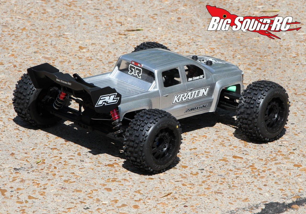 Upgrading The Body Wheels Tires On The Arrma Kraton 171 Big