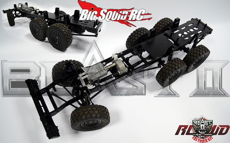 Rc4wd Beast Ii 6 215 6 Truck Kit 171 Big Squid Rc Rc Car And