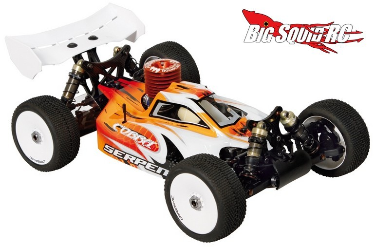 Serpent Cobra 811 Buggy 2.2