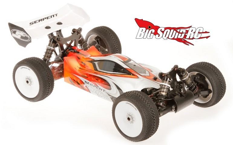Serpent Cobra B-e 2.1 Buggy