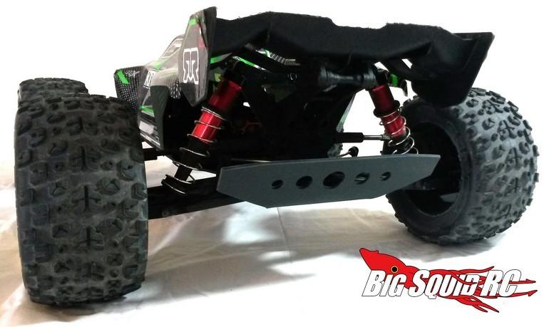 T-Bone Racing rear bumper ARRMA Kraton