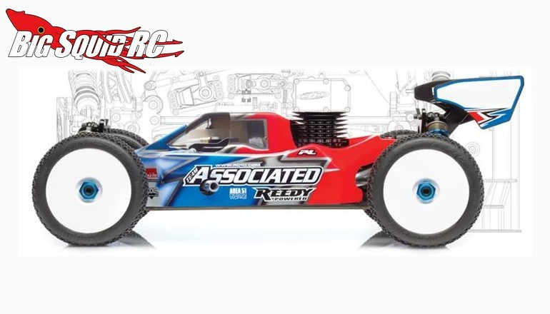 Team Associated RC8B3 Buggy