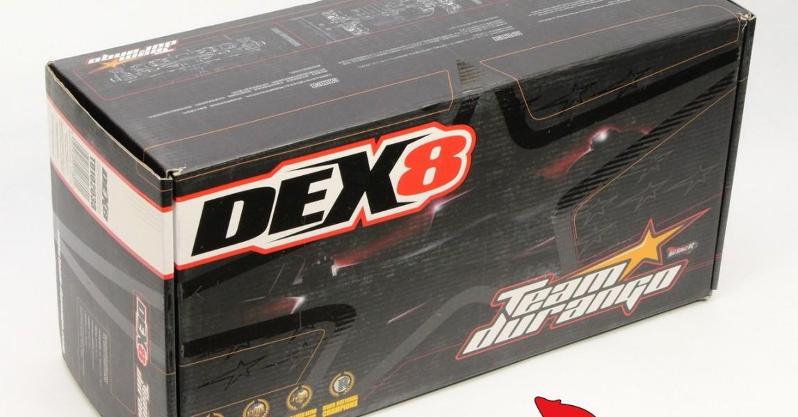 Team Durango DEX8 Unboxing