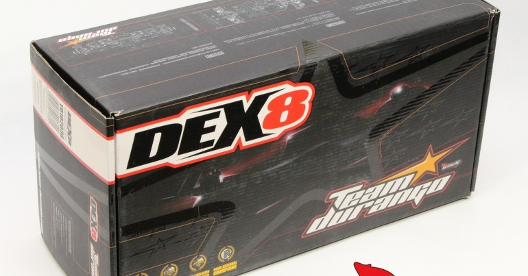 Team Durango DEX8 Unboxing