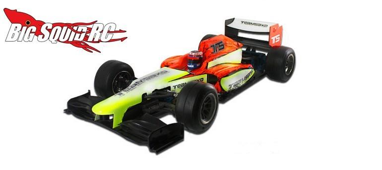 Teamsaxo Duckbill F1 Body
