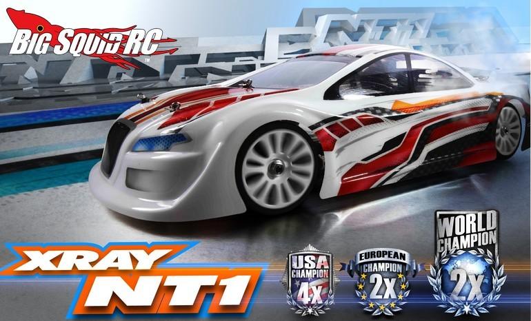 2015 XRay NT1 Touring Car