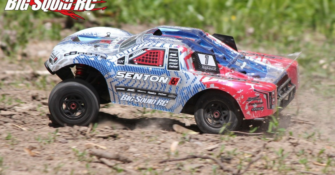 ARRMA Senton Review