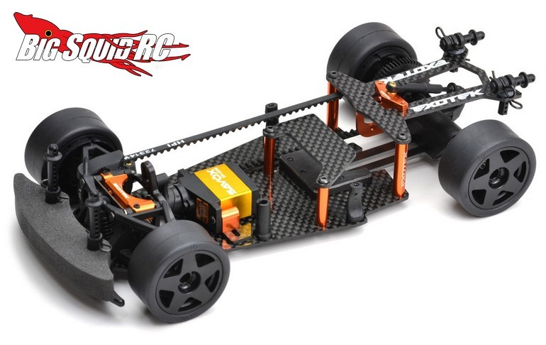 Exotek Micro RS4 Chassis Conversion