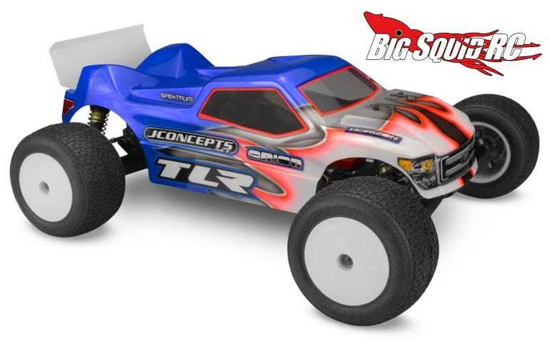 JConcepts Finnisher TLR 22-T 2.0 MM Body