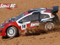 Losi 14th Scale Mini Rally 4WD RTR