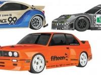 New HPI Cars