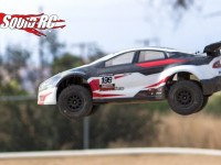PROTOform PFRX Rallycross Clear Body
