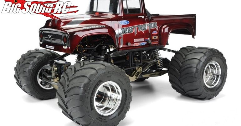 Pro-Line Destroyer Monster Truck Tires
