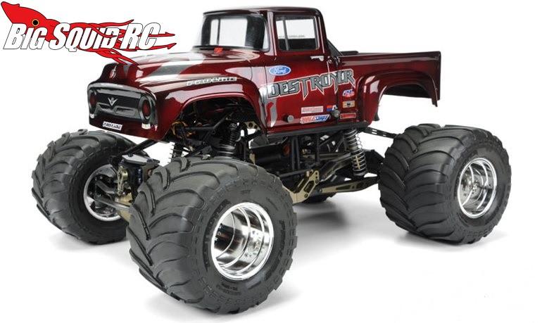 Pro-Line Destroyer Monster Truck Tires