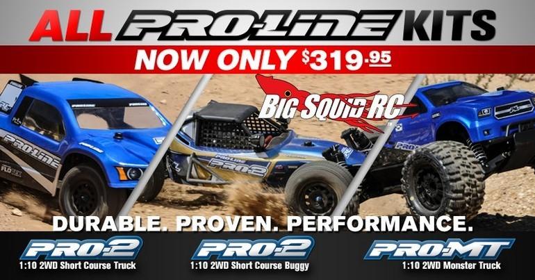 Pro-Line Lower Kit Pricing